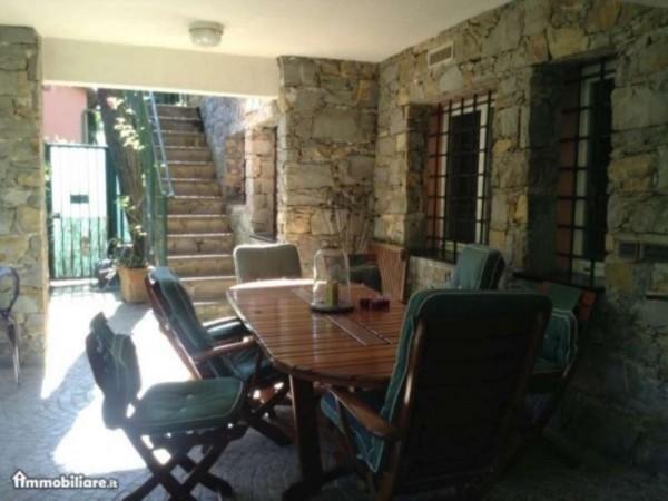 Villa in vendita a Rapallo, San Michele Di Pagana, Con giardino, 280 mq - Foto 6