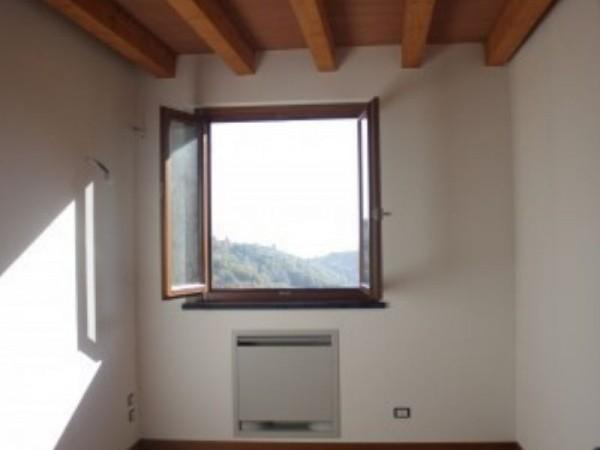 Villetta a schiera in vendita a Rapallo, San Maurizio Di Monti, Con giardino, 110 mq - Foto 7