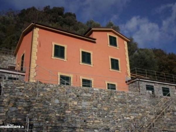 Villetta a schiera in vendita a Rapallo, San Maurizio Di Monti, Con giardino, 110 mq - Foto 8