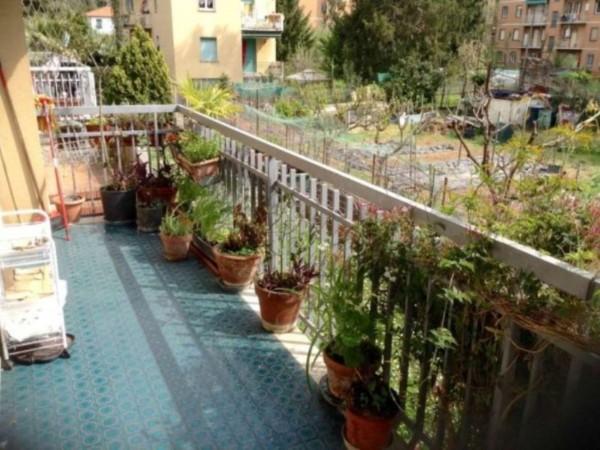 Appartamento in vendita a Rapallo, Santa Maria Del Campo, 55 mq