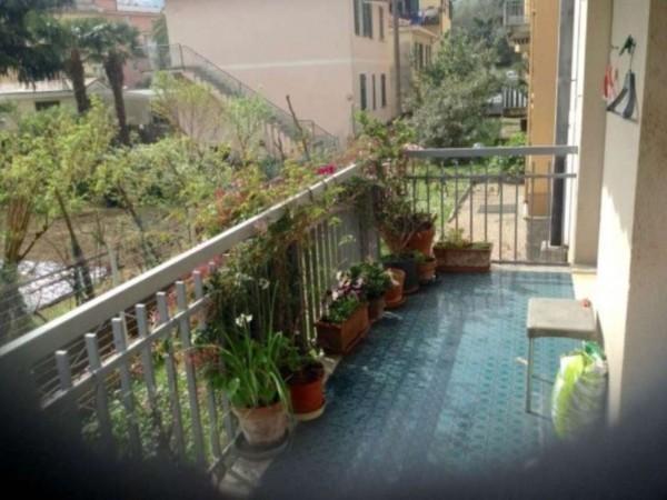 Appartamento in vendita a Rapallo, Santa Maria Del Campo, 55 mq - Foto 9