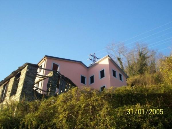 Appartamento in vendita a San Colombano Certenoli, Certenoli, Con giardino, 105 mq - Foto 32