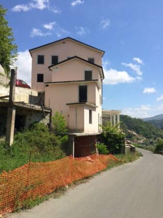 Appartamento in vendita a San Colombano Certenoli, Certenoli, Con giardino, 105 mq - Foto 6