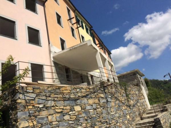 Appartamento in vendita a San Colombano Certenoli, Certenoli, Con giardino, 105 mq - Foto 14