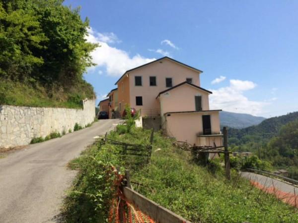 Appartamento in vendita a San Colombano Certenoli, Certenoli, Con giardino, 105 mq - Foto 12