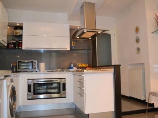 Appartamento in vendita a Santa Margherita Ligure, Arredato, 145 mq - Foto 7