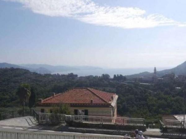 Appartamento in vendita a Santa Margherita Ligure, Con giardino, 65 mq