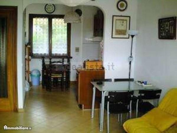 Villetta a schiera in vendita a Santa Margherita Ligure, Centrale, Con giardino, 155 mq - Foto 7