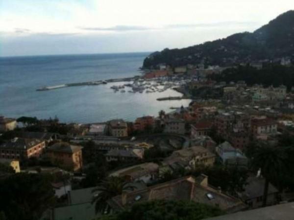 Villa in vendita a Santa Margherita Ligure, Prima Collina Fronte Mare, Con giardino, 225 mq