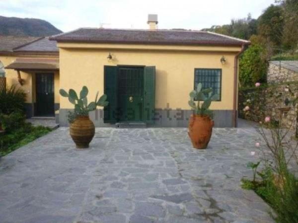 Villa in vendita a Santa Margherita Ligure, Centrale, Con giardino, 145 mq - Foto 2