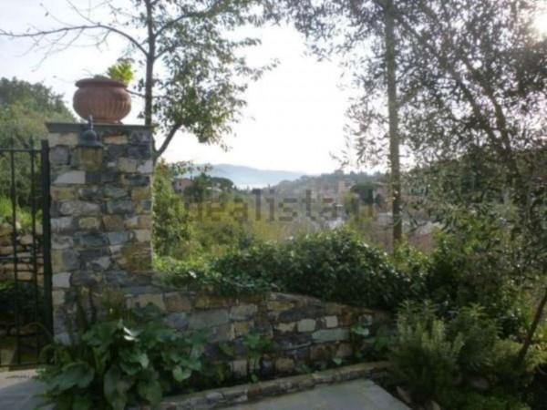 Villa in vendita a Santa Margherita Ligure, Centrale, Con giardino, 145 mq - Foto 9