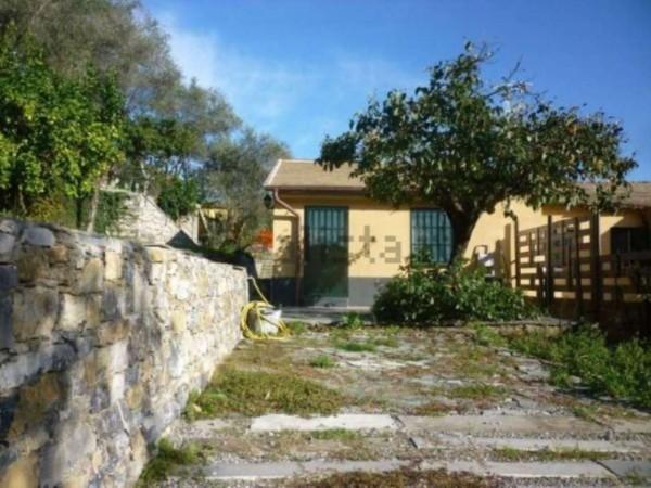 Villa in vendita a Santa Margherita Ligure, Centrale, Con giardino, 145 mq