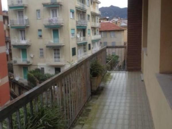 Appartamento in vendita a Santa Margherita Ligure, Mare-porto, 90 mq