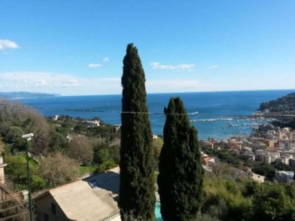 Villa in vendita a Santa Margherita Ligure, Santa Margherita, Con giardino, 125 mq - Foto 12