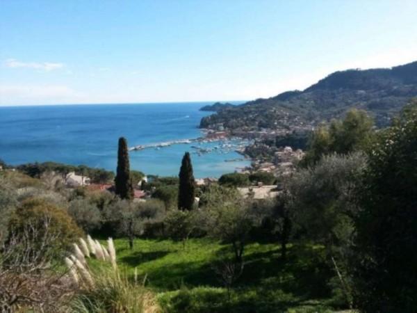 Villa in vendita a Santa Margherita Ligure, Santa Margherita, Con giardino, 125 mq