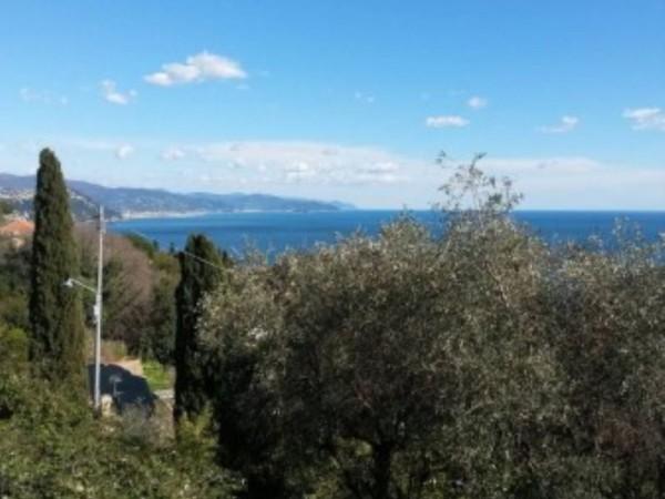 Villa in vendita a Santa Margherita Ligure, Santa Margherita, Con giardino, 125 mq - Foto 9