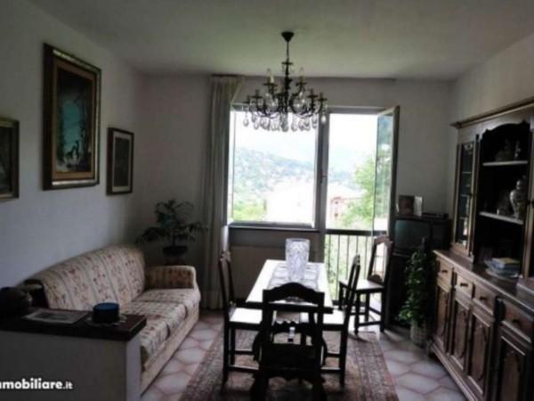 Villetta a schiera in vendita a Santa Margherita Ligure, Comodo Centro, Con giardino, 162 mq - Foto 21
