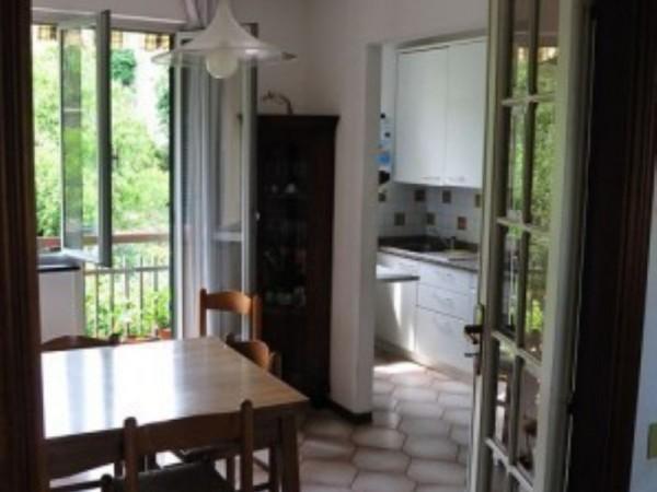 Villetta a schiera in vendita a Santa Margherita Ligure, Comodo Centro, Con giardino, 162 mq