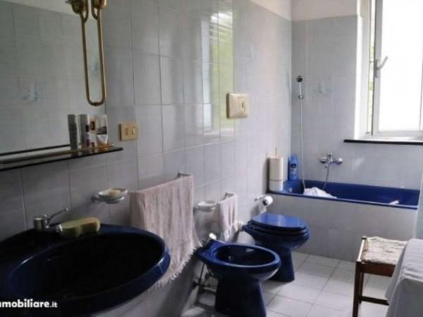 Villetta a schiera in vendita a Santa Margherita Ligure, Comodo Centro, Con giardino, 162 mq - Foto 23