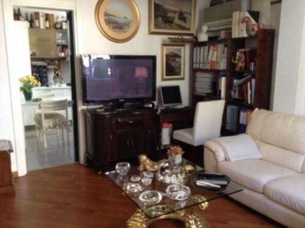 Appartamento in vendita a Santa Margherita Ligure, Centrale, 105 mq