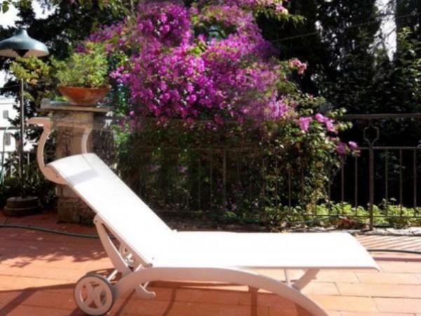 Appartamento in vendita a Santa Margherita Ligure, Porto Turistico, Con giardino, 115 mq - Foto 13