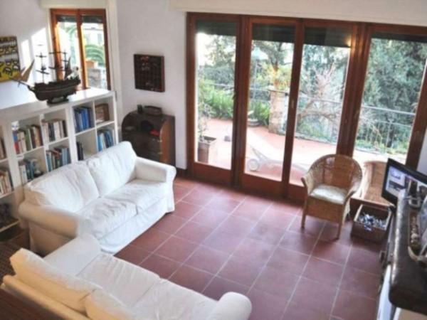 Appartamento in vendita a Santa Margherita Ligure, Porto Turistico, Con giardino, 115 mq - Foto 11