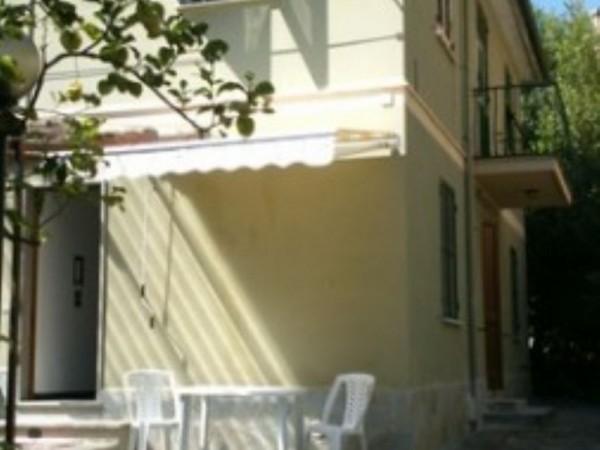 Appartamento in vendita a Santa Margherita Ligure, Centrale, Con giardino, 100 mq