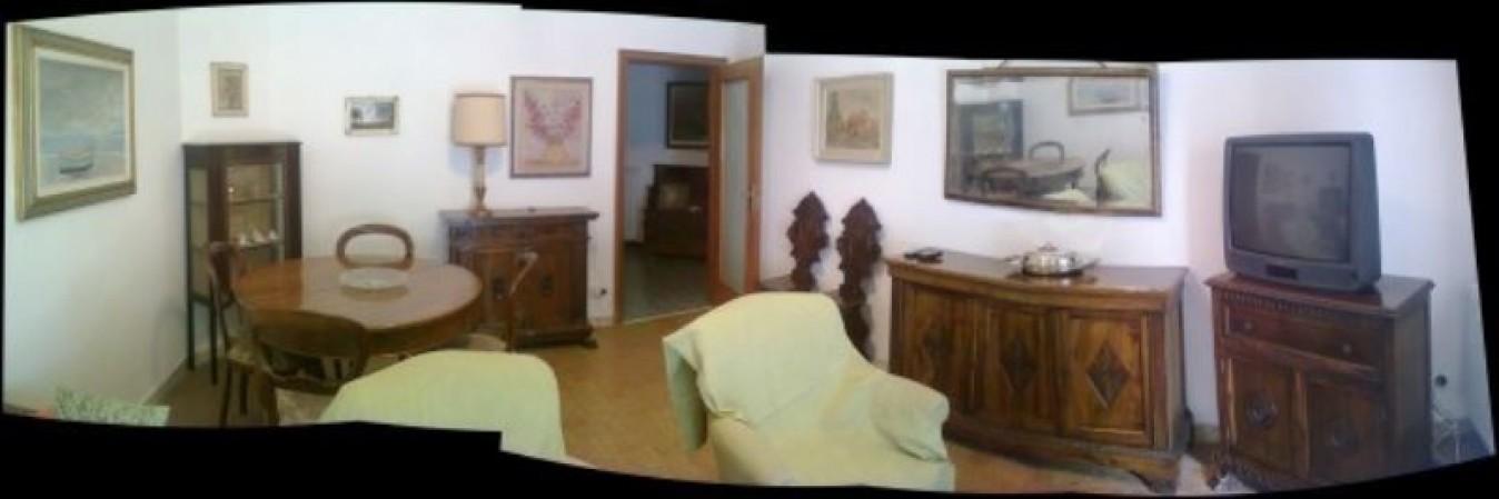 Appartamento in affitto a Santa Margherita Ligure, Centrale, Arredato, 100 mq - Foto 1