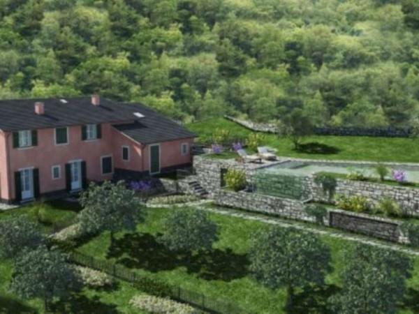Villetta a schiera in vendita a Santa Margherita Ligure, Con giardino, 80 mq - Foto 7
