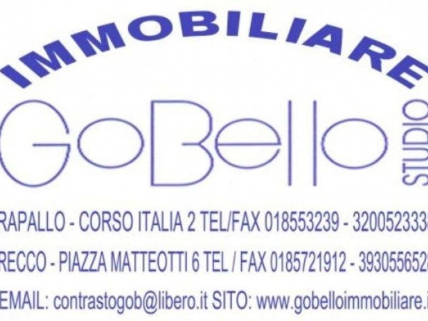 Appartamento in vendita a Santa Margherita Ligure, Corte, 75 mq - Foto 9