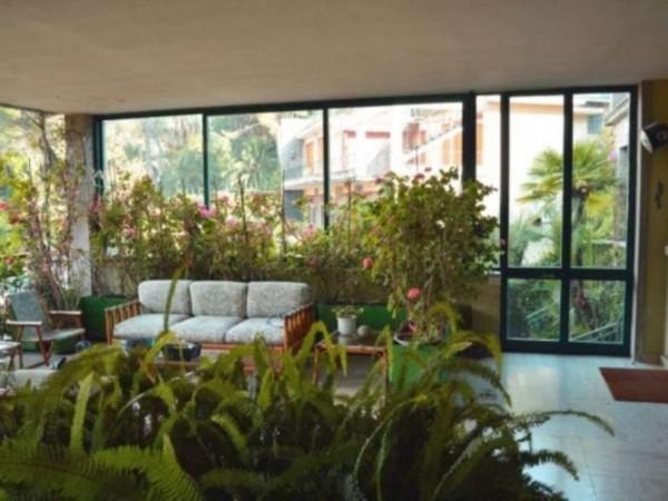 Appartamento in vendita a Santa Margherita Ligure, Porto Turistico, Arredato, con giardino, 120 mq - Foto 15