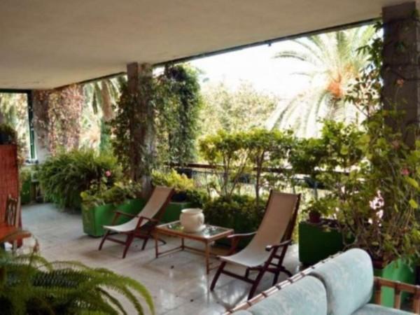 Appartamento in vendita a Santa Margherita Ligure, Porto Turistico, Arredato, con giardino, 120 mq - Foto 16