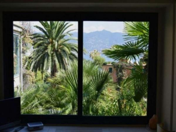 Appartamento in vendita a Santa Margherita Ligure, Porto Turistico, Arredato, con giardino, 120 mq - Foto 10