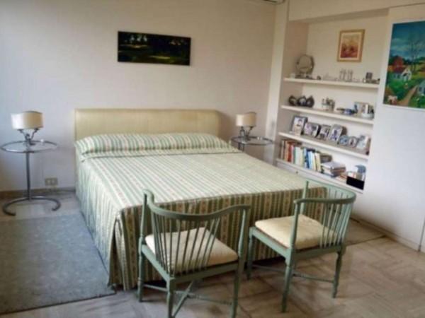 Appartamento in vendita a Santa Margherita Ligure, Porto Turistico, Arredato, con giardino, 120 mq - Foto 9