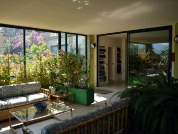 Appartamento in vendita a Santa Margherita Ligure, Porto Turistico, Arredato, con giardino, 120 mq - Foto 13