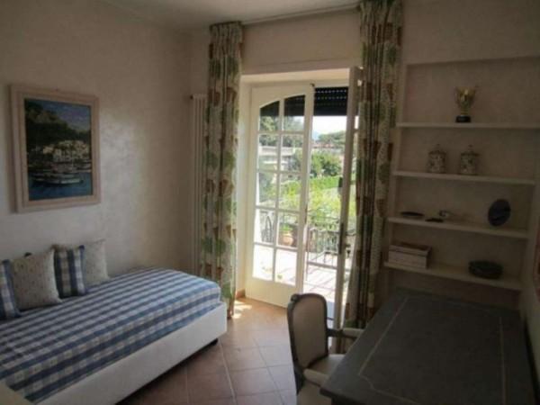 Villa in vendita a Santa Margherita Ligure, Centrale, Arredato, con giardino, 100 mq - Foto 7