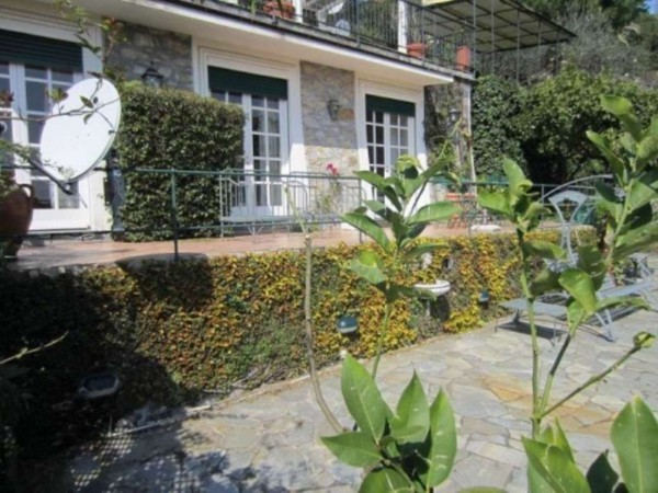 Villa in vendita a Santa Margherita Ligure, Centrale, Arredato, con giardino, 100 mq - Foto 15