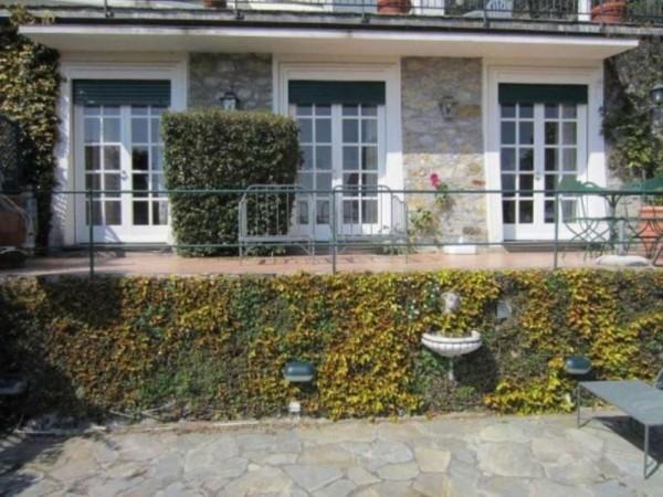 Villa in vendita a Santa Margherita Ligure, Centrale, Arredato, con giardino, 100 mq - Foto 14
