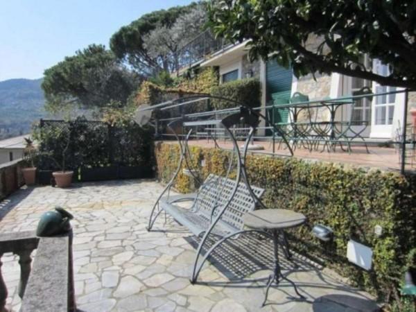 Villa in vendita a Santa Margherita Ligure, Centrale, Arredato, con giardino, 100 mq - Foto 12
