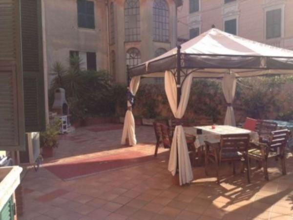 Appartamento in vendita a Santa Margherita Ligure, Centralissimo, 200 mq - Foto 1