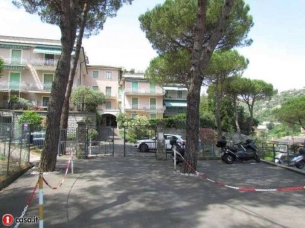 Appartamento in vendita a Santa Margherita Ligure, San Siro, Con giardino, 90 mq