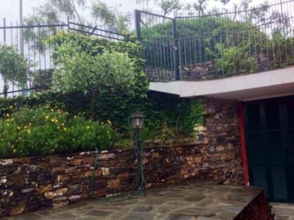 Appartamento in vendita a Zoagli, Centrale, Arredato, con giardino, 110 mq - Foto 9