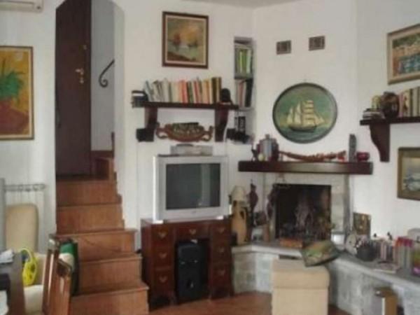 Casa indipendente in vendita a Zoagli, Mare, Arredato, con giardino, 120 mq - Foto 10