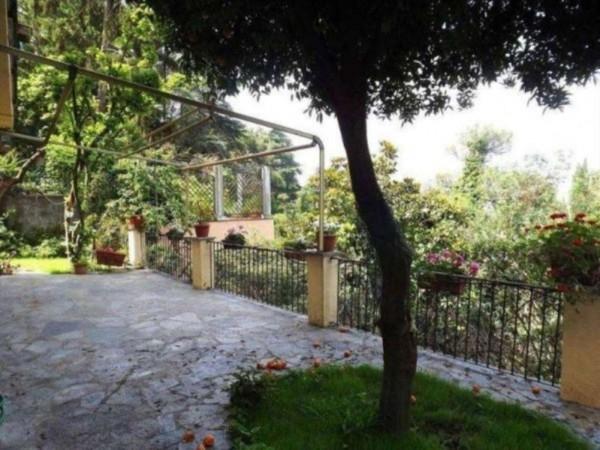 Casa indipendente in vendita a Zoagli, Mare, Arredato, con giardino, 120 mq - Foto 8