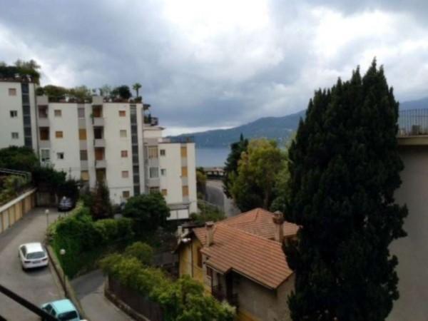 Appartamento in vendita a Zoagli, Arredato, 68 mq