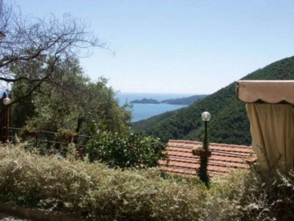 Villa in vendita a Zoagli, Zoagli, Arredato, con giardino, 150 mq