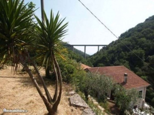 Villa in vendita a Zoagli, Zoagli, Con giardino, 290 mq