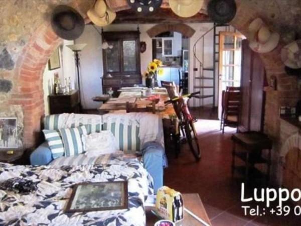 Villa in vendita a Chiusdino, Con giardino, 190 mq - Foto 8