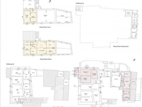 Villa in vendita a Chiusdino, Con giardino, 400 mq - Foto 1