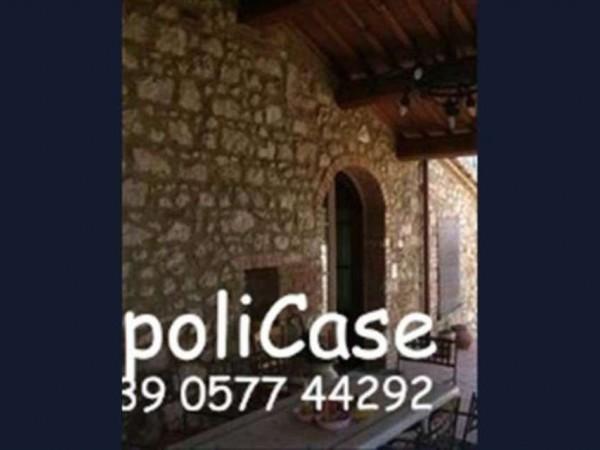 Villa in vendita a Colle di Val d'Elsa, Con giardino, 200 mq